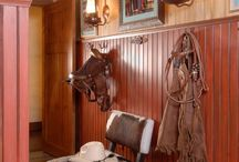 boy's western bedroom / by Michelle Drye
