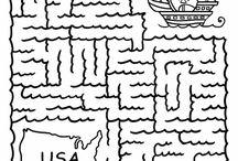 Mazes / by Jenny Eliason