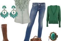 Items I need in my closet :) / by Elizabeth Fenhaus