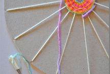 Craft - weaving / by Ditte Skoettrup Larsen