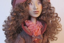 Dolls / by Barbara Appleby, Author and Illustrator