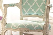 Textiles & Upholstery Inspirations / by Ashley Larrick