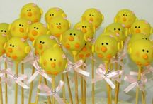 Cake pops / by Debbie Cresswell