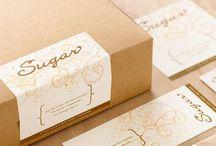 branding & packaging / by Sarah Cardenas
