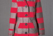 Raincoats for Sarah / It's raining, so here are some recommendations for Sarah who is looking for a new raincoat! / by Katy Dyer