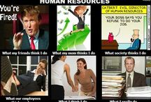 HR Stuff / by Carrie Brown