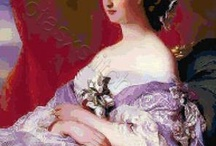 lady portraits / by M. Hilke