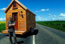 JT's Walden / by Tumbleweed Tiny House Company