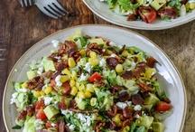 Salads / by Teresa Krohn-Lumpkin