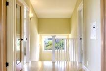 Floors, moldings, walls / by Jenny Fazzolari