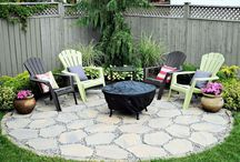 Backyard ideas / by Shirley Criddle-Jimenez
