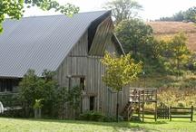 barn ideas / by Jamie Talley