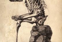 dem bones / by Summer Dragonfly