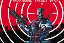 Deathlok / by ComicBookMovie