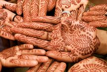 Mehndi Henna designs / by Cyrena Rattray