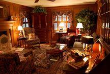 Den/Living Room Love / by Romantic Domestic