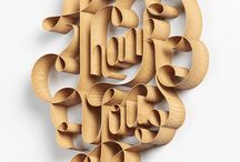 Typography / by SocialCloud Japan