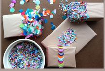 Ribbons, Bows & Wrapping / Beautiful ways to wrap your packages for any occasion. / by Rachel @ SunScholars