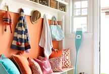 Colorful homes / by The Silver Kick Diaries