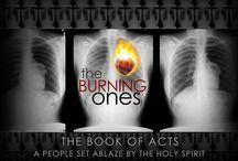 Burning Ones / by Cheryl Silva Burrhus