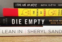 books / by Mandie Murphy