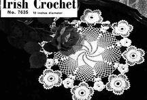 Crochet doilies / by Kristen Ardeneaux