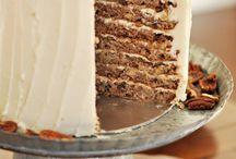 cakes / by Debbie Floyd