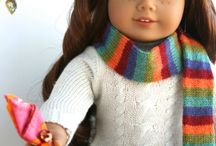 Doll Clothes, Accessories, Crafts / by Patty Whitaker