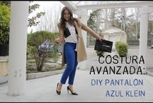 DIY Costura de pantalones / by Oh, Mother Mine!!