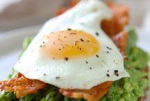 Eat [breakfast] / Yummy breakfast/brunch dishes / by eLL eM