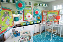 Dots on Turquoise Classroom Inspiration / by Creative Teaching Press