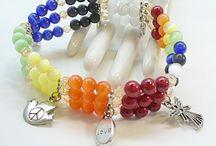 Chakra Jewelry and Accessories / by Naiyana M.