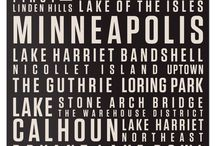 Minneapolis / by Shannon Jelich