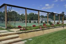 Tennis Court  / by Home Bunch