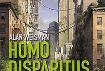 Homo disparitus / by Bertrand Riot
