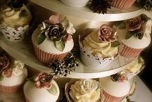 Cupcakery / Ideas for upcoming weddings as well as just having fun with the decorations, etc / by Ruth Welch