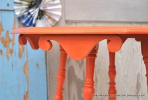 Painted Furniture / by Jo Ossiginac Emerson