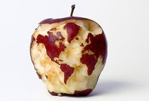 The World on Paper / Maps, in all shapes & sizes / by Contiki