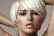 hair make up / by ERNESTINE MCDANIEL