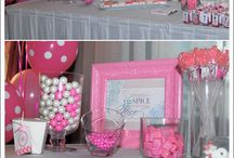 Baby girl shower / by Rose Abrego