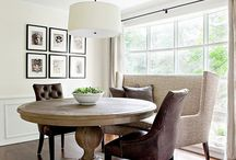 DINING ROOM DESIGN IDEAS / by Reese Hall