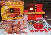 Easy bake oven / by Nancy Nebeker