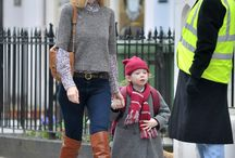 Celebrity Mom Style / by reasonstodress