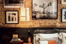 Masculine Home / by Darren Mercer Interiors