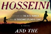 """If you Liked """"And The Mountains Echoed"""" / In this tale revolving around not just parents and children but brothers and sisters, cousins and caretakers, Hosseini explores the many ways in which families nurture, wound, betray, honor, and sacrifice for one another; and how often we are surprised by the actions of those closest to us, at the times that matter most.  / by Grand Rapids Public Library"""