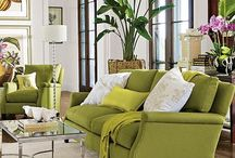 Green With Envy / by Susan@CountryDesignHome