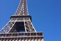 Honeymoon In Paris / by Danielle Weber