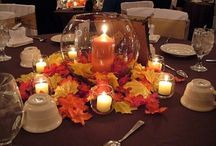 Fall Wedding Ideas / by Chris Kyle