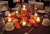 Fall Wedding Ideas / by Chris Kyle