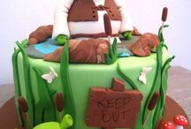 Fondant Cake Ideas / by Angie Joseph